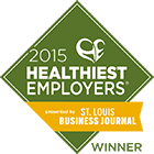 2015 Healthiest Employees Winner