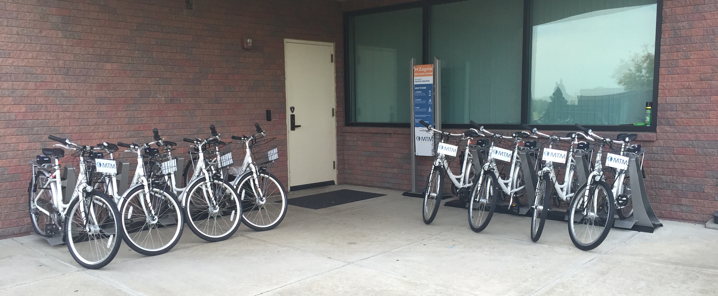 MTM Partners with Zagster for Bike Sharing - MTM, Inc.