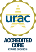 URAC Core accredited