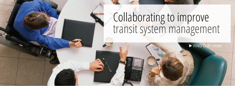 consulting and transit system management