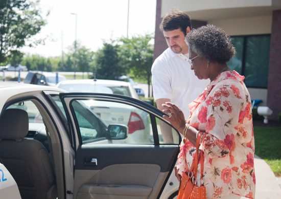 Driver and Vehicle credentialing