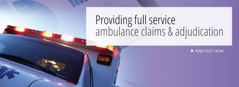 ambulance claims management