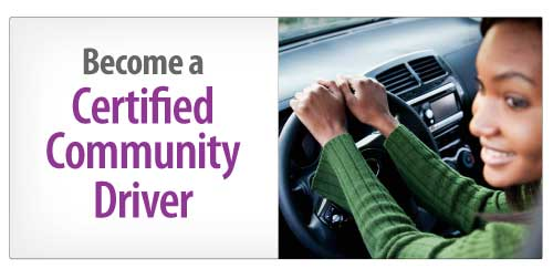 Become a Community Driver