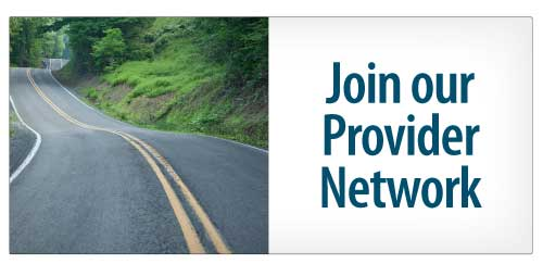 Join Our Provider Network