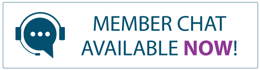 Member Chat Available Now!