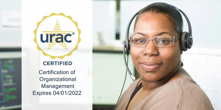 URAC Re-accreditation