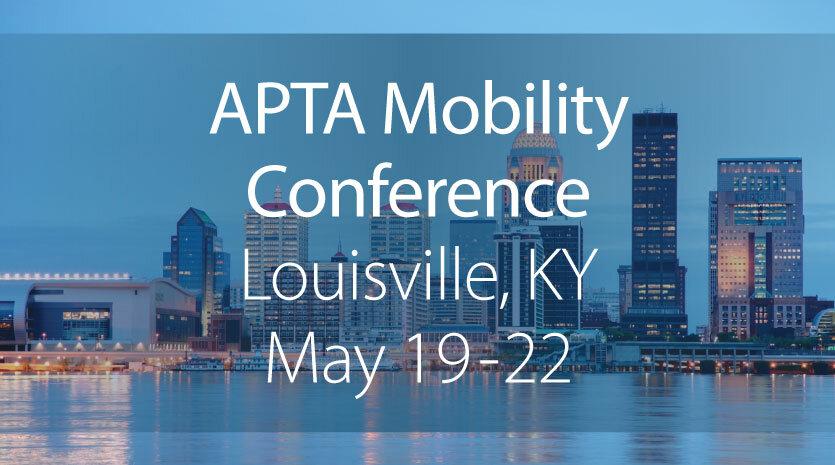 APTA Mobility Conference