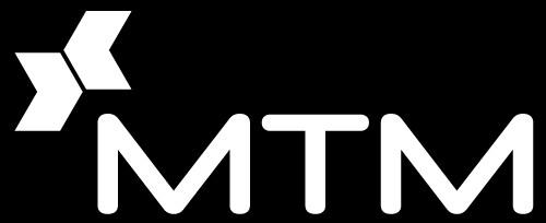 MTM white logo
