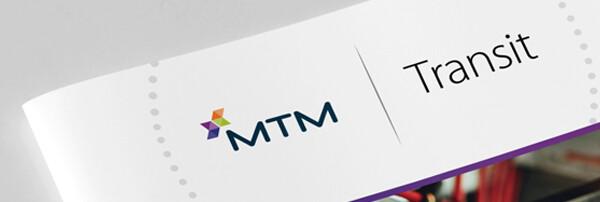 MTM Transit Logo