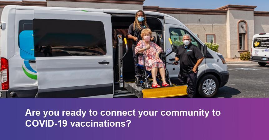 COVID Vaccine Transportation