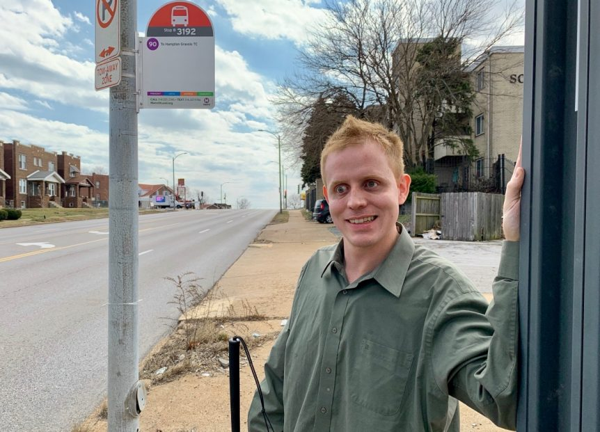 Everett St. Louis Metro travel training